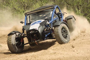 Ariel Nomad Transformed Into Bonkers Electric Off-Roader