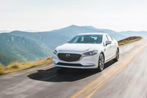 2020 Mazda6 Pricing Announced