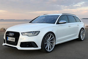 Owning Kimi Raikkonen's 670-HP Audi RS6 Avant Would Be Epic