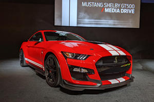 Shelby GT500 Won't Be The Most Powerful Mustang You Can Buy