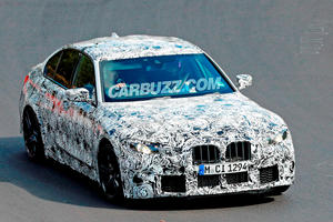 There's Some Bad News About New BMW M3 And M4
