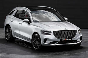 Genesis GV70 Could Seriously Threaten BMW X3