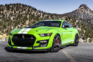 2020 Ford Mustang Shelby GT500 First Drive Review: The Snake King Returns