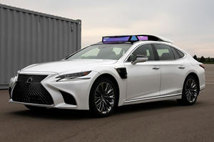 Lexus Wants You To Experience Self-Driving In Style