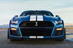 Why Ford Put A Dual-Clutch In The Shelby GT500