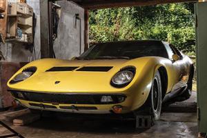 Incredible Lamborghini Miura Barn Find Sells For Insane Money