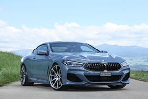 Modified BMW 8 Series Will Crush The M8 Competition