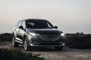2020 Mazda CX-9 Will Keep Your Kids From Fighting