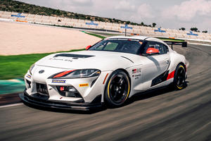An Even Faster Toyota Supra Is Coming To America