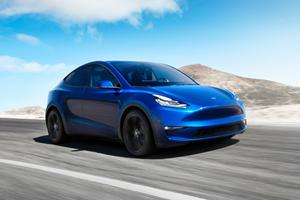 Tesla Model Y Design Trashed