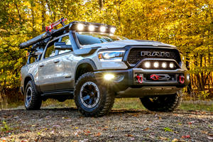 Awesome Mopar Concept Trucks Coming To SEMA 2019