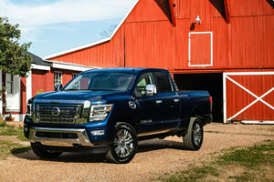 2020 Nissan Titan XD First Look Review: Bigger Is Better