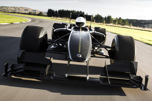 Anyone Can Drive This $650,000 F1-Style Track Weapon
