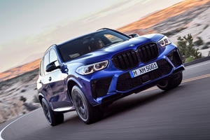Future BMW M SUVs Will Have Some Big Changes