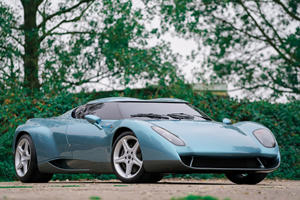 Awesome Lamborghini-Based One-Off Features A Fighter Jet Canopy