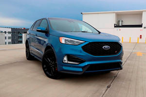 Why The Ford Edge ST Doesn't Feel Like A Proper ST