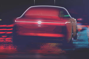 Mystery Volkswagen Concept Car Coming To America