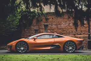 Ultimate Spy Car Up For Sale: Jaguar C-X75 'Spectre'