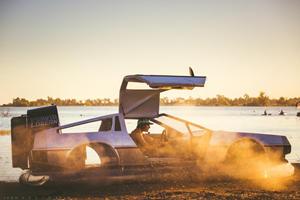You Can Own A Flying DeLorean DMC-12