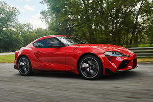 Toyota Supra Prices Can Be Surprisingly Different From BMW Z4