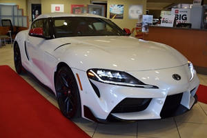 This 2020 Toyota Supra Has An Outrageous Asking Price
