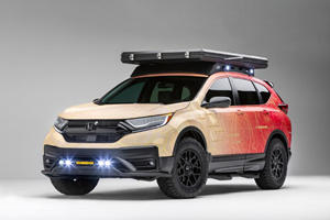 Honda CR-V Transformed Into Two Weekend Warriors