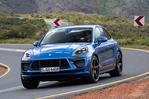 2020 Porsche Macan Turbo First Look Review: Better And Faster Than Ever