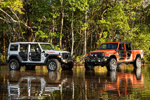 Jeep Arrives In Miami With Special 'Three O Five' Editions