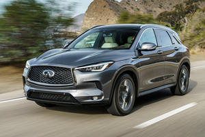 This Is The Only 2020 Infiniti Not Receiving New Infotainment System