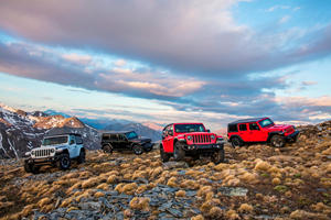Jeep Is Ready To Start Building Hybrids