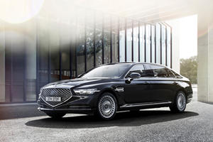 Official: Radical Genesis G90 Facelift Coming To LA Auto Show