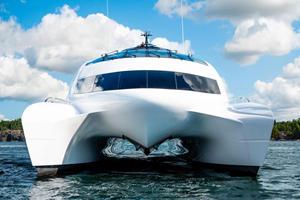 Porsche Superyacht Looks Like A Floating Spaceship