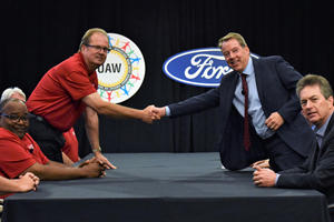 The UAW Has Already Reached A Deal With Ford