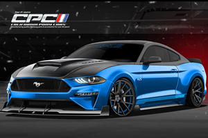 Ford Reveals Custom F-150 & Mustangs For SEMA