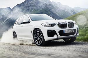 BMW X3 Plug-In-Hybrid Revealed With 292 HP