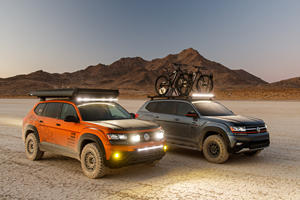 Volkswagen Arrives At SEMA With 4 Awesome Concepts