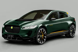 Jaguar I-Pace Gets A Hardcore Upgrade