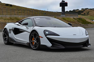 2019 McLaren 600LT Test Drive Review: Track Weapon With No Chill