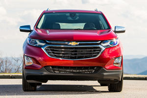 Chevrolet Is Slashing Equinox Prices This Month