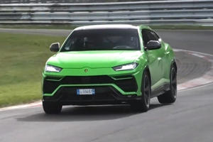 Is This The New Hardcore Lamborghini Urus?