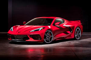 2020 Corvette Build Slot Selling For Crazy Money