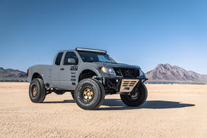 Nissan 370Z And Frontier Taken To The Extreme For SEMA