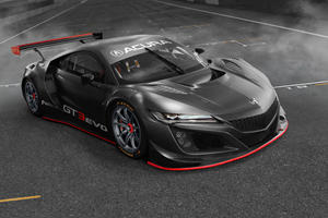 Acura Brings A Ton Of Performance To SEMA