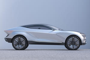 Kia Reveals EV Concept From Another Planet