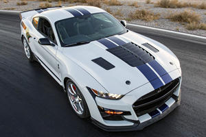 Shelby Dragon Snake Is A 800-HP GT500 Drag Racer