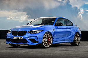 2020 BMW M2 CS Arrives As The Ultimate M Car