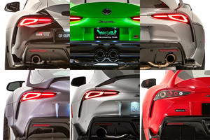 6 Stunning Toyota Supra Concepts Unveiled At SEMA 2019