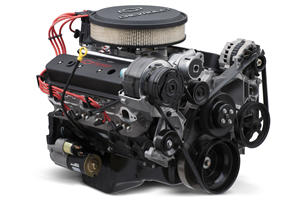 Chevy's Newest Crate Engine Marks 65 Years Of Small-Block V8s