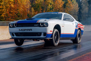 2020 Mopar Dodge Challenger Drag Pak Will Destroy The Quarter-Mile