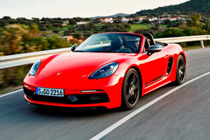 Presenting The 2020 Porsche 718 Boxster T And Cayman T